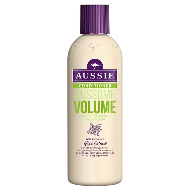 Aussie Aussome Volume Conditioner Κρέμα Μαλλιών για Πλούσιο Όγκο Εμπλουτισμένο με Αυστραλιανό Λυκίσκο 250ml