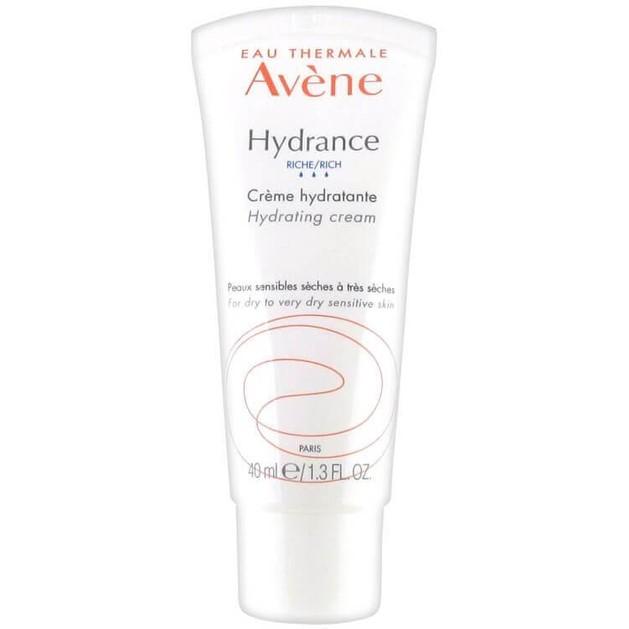 Avene HydranceRiche Ενυδατική Κρέμα για το Πολύ Αφυδατωμένο Ευαίσθητο Δέρμα 40ml