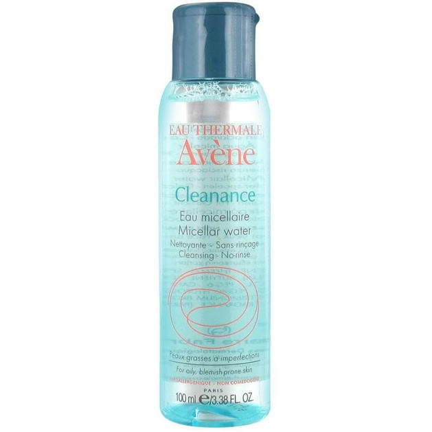 Avene Cleanance Eau Micellar Water Travel Size 100ml