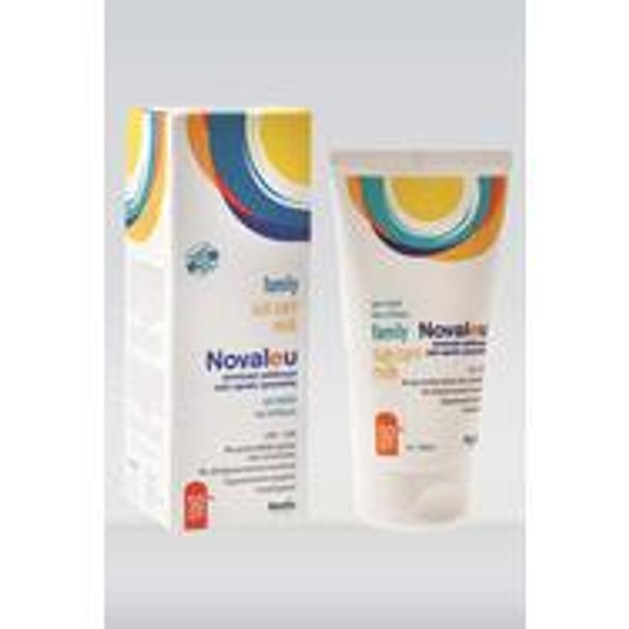 Novalou Family Sun Care Milk Spf50+ Αντηλιακό Γαλάκτωμα Πολύ Υψηλής Προστασίας 150ml