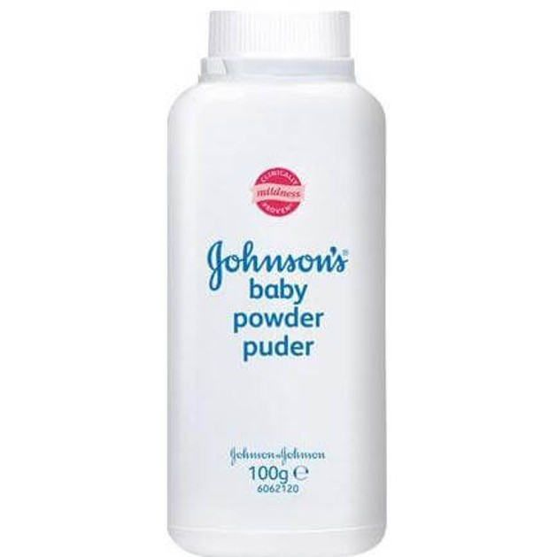 Johnson\'s Baby Powder Πούδρα 100gr