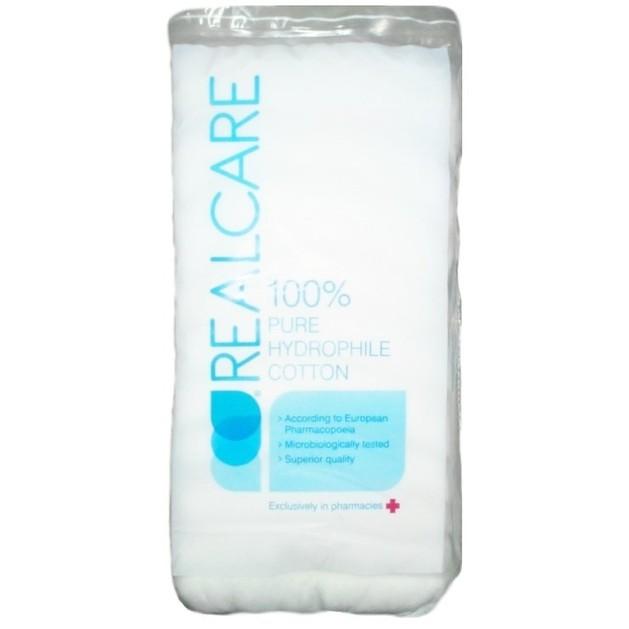 Real Care Pure Hydrophile Cotton 100% Καθαρό Υδρόφιλο Βαμβάκι Ανώτερης Ποιότητας 70gr