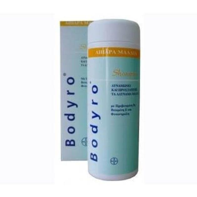 Bayer Bodyro Shampoo Για Λιπαρά Μαλλιά 200ml
