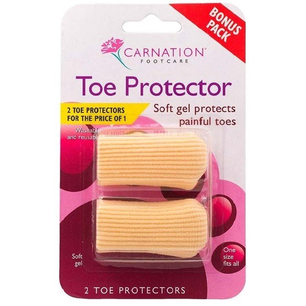 Carnation Toe Protector 2τμχ - Vican