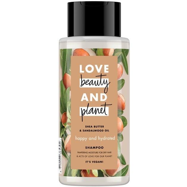 Love Beauty & Planet Shea Butter & Sandalwood Oil Shampoo 400ml