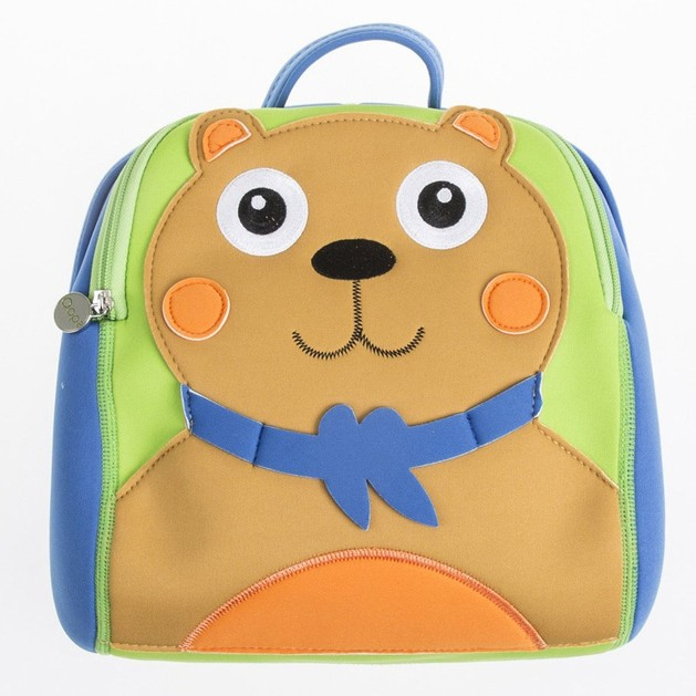 Oops All I Need Backpack Αρκούδα Αδιάβροχο Σακίδιο Πλάτης Bear