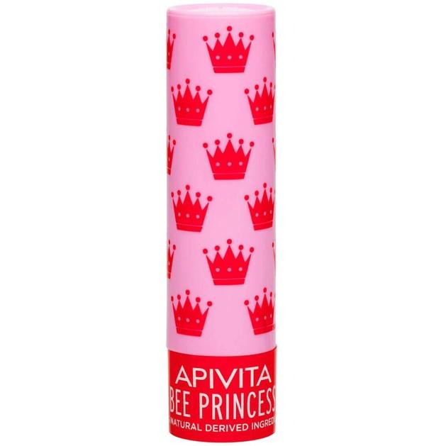 Apivita Lip Care Bee Princess Bio Eco Lip Balm 4.4g