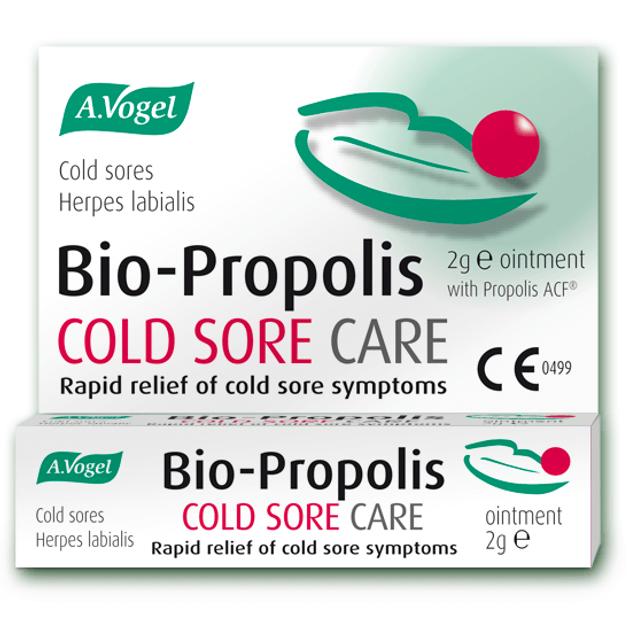 A.Vogel Bio Propolis Για Την Καταπολέμηση Του Επιχείλιου Έρπητα 2gr