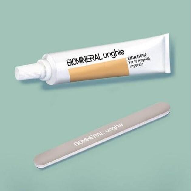 Biomineral Unghie Γαλάκτωμα Για Τα Εύθραυστα Νύχια 20ml