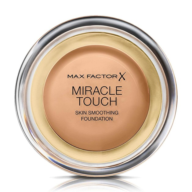 Max Factor Miracle Touch Foundation 80 Bronze  (make up)
