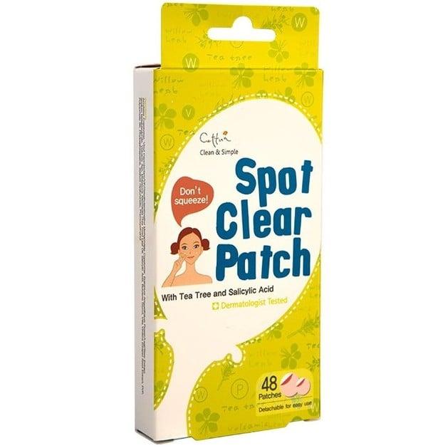 Vican Cettua Spot Clear Patch για Σπυράκια και Στίγματα 48 Επιθέματα