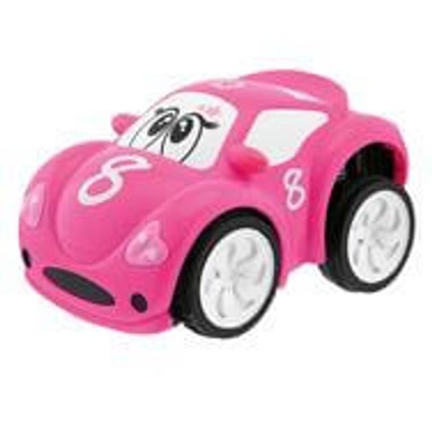 Chicco Αυτοκινητάκι Turbo Touch Pinky