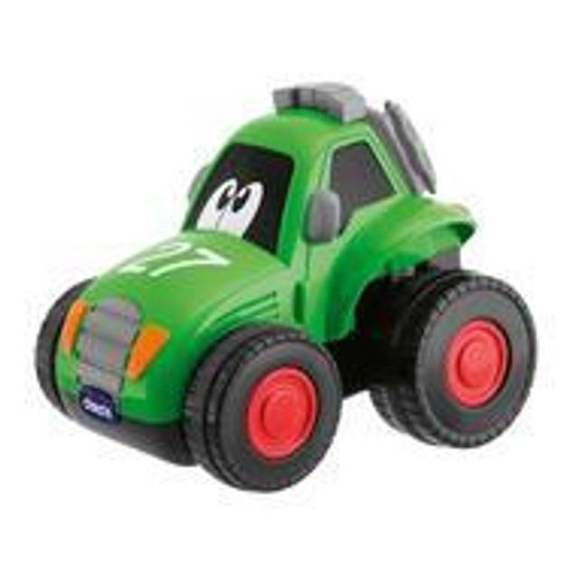 Chicco Αυτοκινητάκι Turbo Touch Trakky