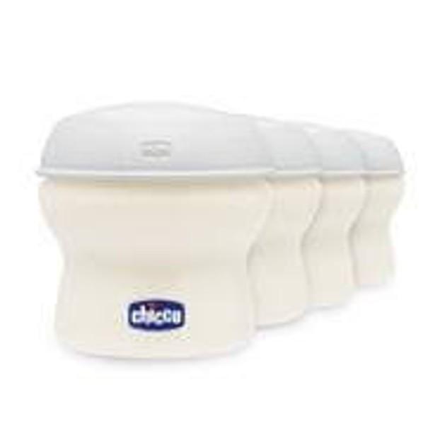 Chicco Μπουκάλια Διατήρησης Μητρικού Γάλακτος Step Up