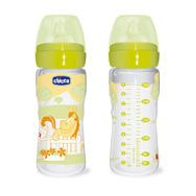 Chicco Μπιμπερό Well Being 0 BPA 250ml \