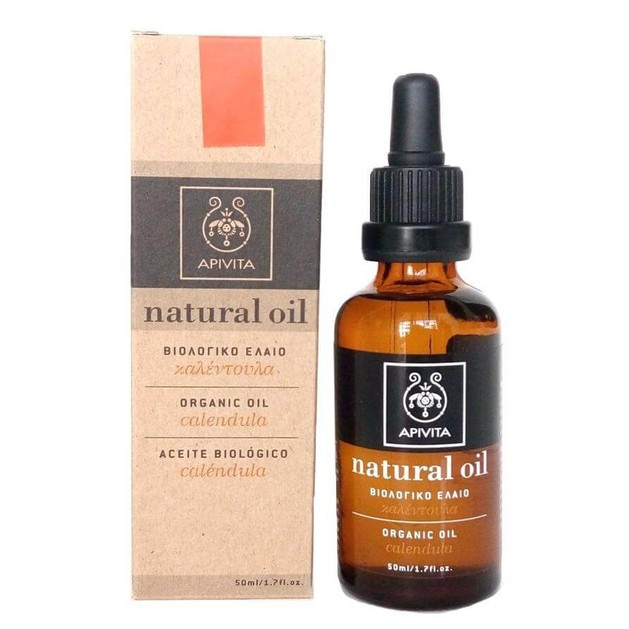 Apivita Natural Oil Calendula 50ml