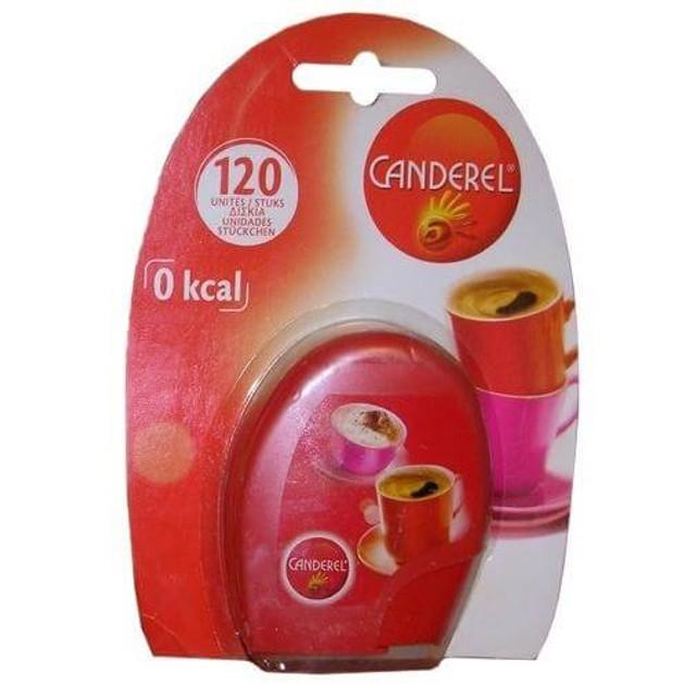Canderel Original Delicious Sweet Taste Υπέροχη Γεύση Χωρίς Θερμίδες 120Δίσκια