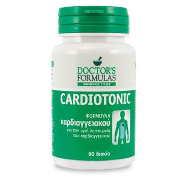 Doctor\'s Formulas Cardiotonic 60caps