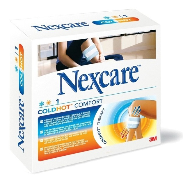 3M Nexcare ColdHot Comfort Παγοκύστη/Θερμοφόρα σε Μορφή Ζελέ 11cm x 26cm