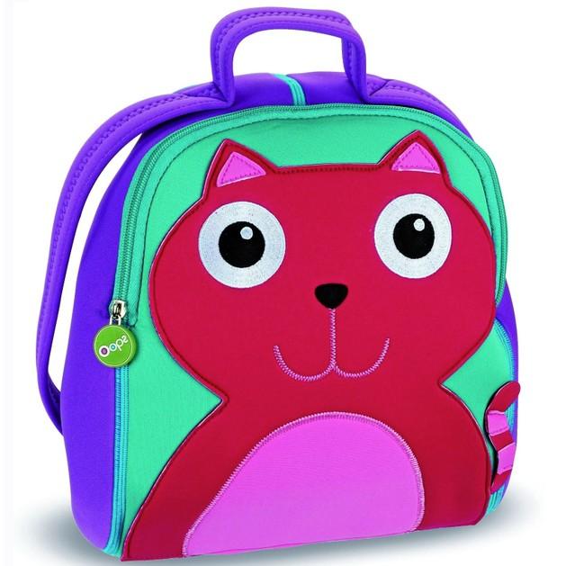 Oops All I Need Backpack Cat Αδιάβροχο Σακίδιο Πλάτης Γάτα