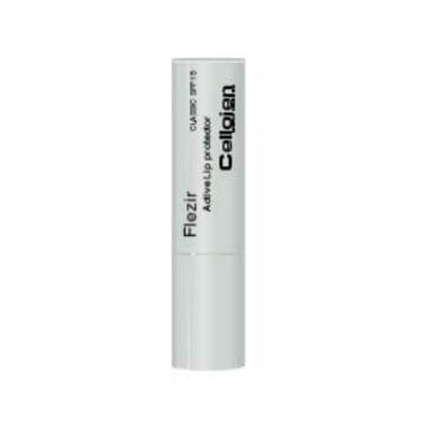 Cellojen Flezir Lip Protector Spf15 Εντατική Προστασία για Κατεστραμμένα, Αφυδατωμένα, Σκασμένα Χείλη 4gr