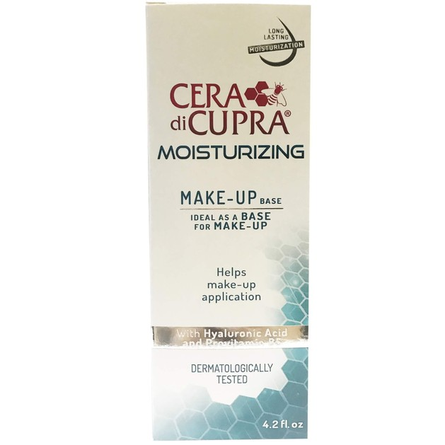 Cera di Cupra Moisturizing Make-up Base Ενυδατική Βάση για Make-up 125ml