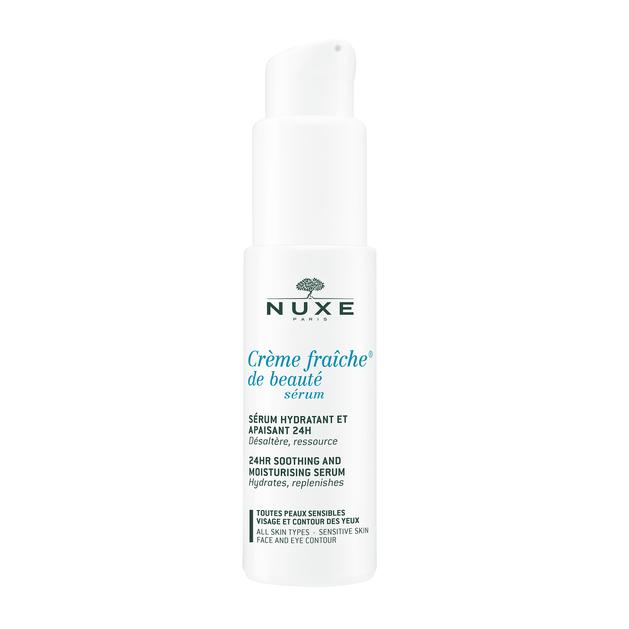 Nuxe Crème Fraiche Serum De Beaute - Ορός 24ης Ενυδάτωσης για Όλους τους Τύπους Δέρματος 30ml