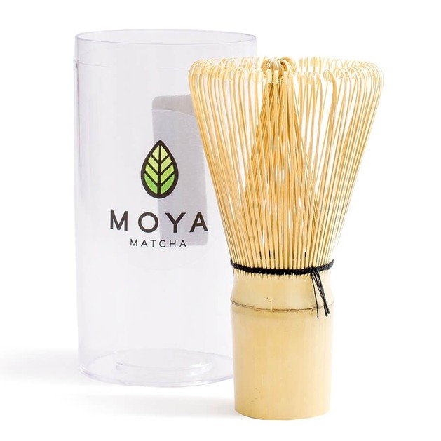 Moya Matcha Chasen Bamboo Whisk Αναδευτήρας Προετοιμασίας Τσαγιού Moya Matcha