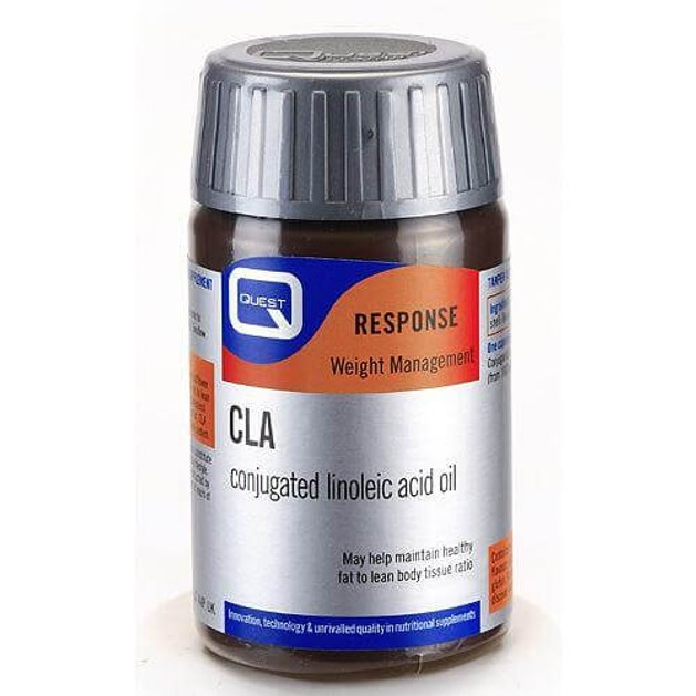 Quest Cla Conjugated Linoleic Acid Oil Caps 30s