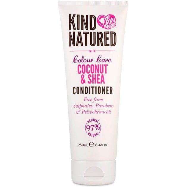 Kind Natured Colour Care Conditioner Coconut & Shea Μαλακτική Κρέμα Μαλλιών για Βαμμένα Μαλλιά με Καρύδα & Βούτυρο Καριτέ 250ml