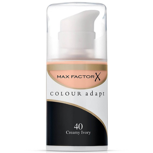 Max Factor Colour Adapt Make Up 40 Cream Ivory