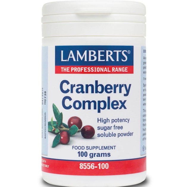 LambertsCranberry Complex 100gr Powder