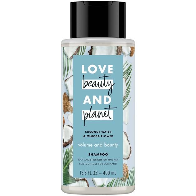 Love Beauty & Planet Shampoo Coconut Water & Mimosa Flower 400ml