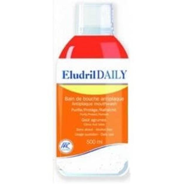 Eludril Daily Στοματικό Διάλυμα 500ml