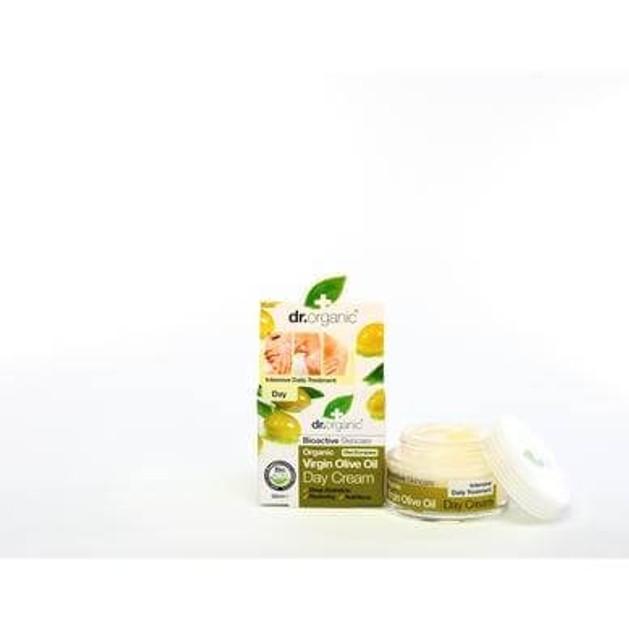 Dr.Organic Organic Virgin Olive Oil Day Cream 50ml