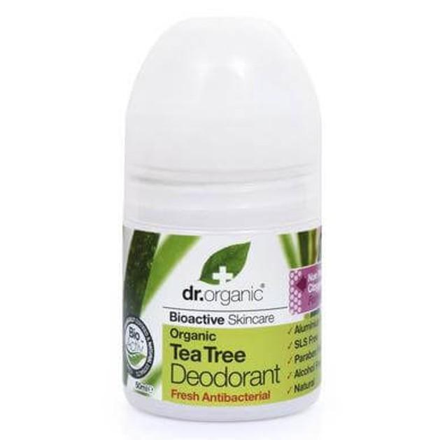 Dr.Organic Organic Tea Tree Deodorant 50ml