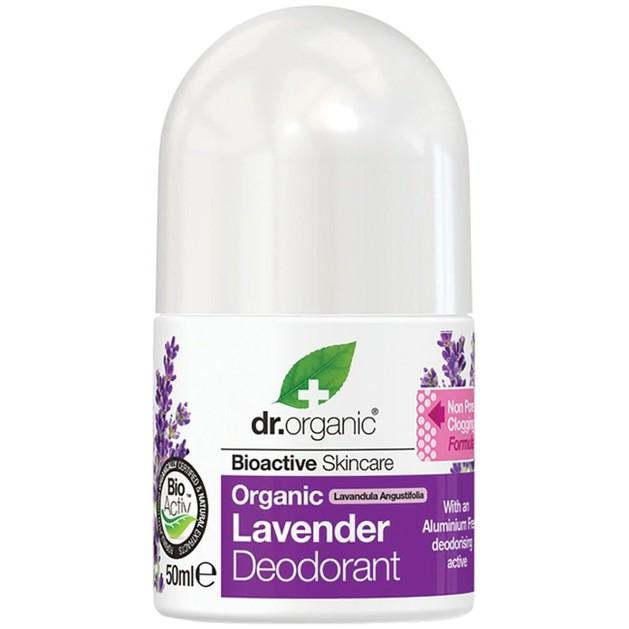 Dr.Organic Organic Lavender Deodorant 50ml