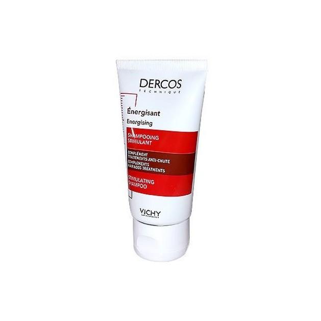 Δώρο Vichy Dercos Shampoo Energisant Δυναμωτικό Σαμπουάν Κατά της Τριχόπτωσης 50ml