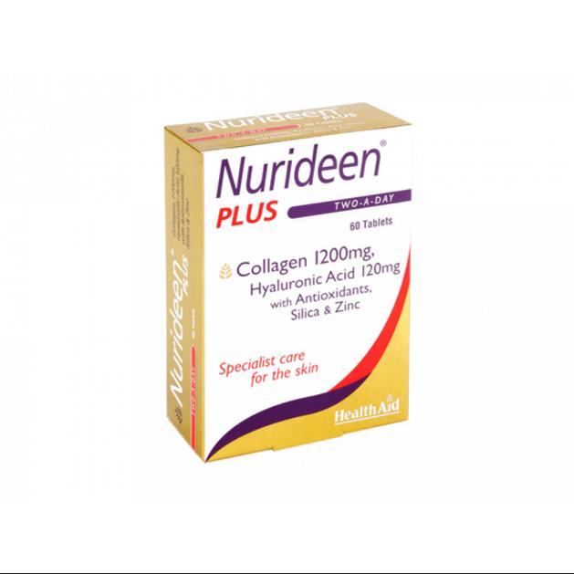 Health Aid Nurideen Plus 60tabs