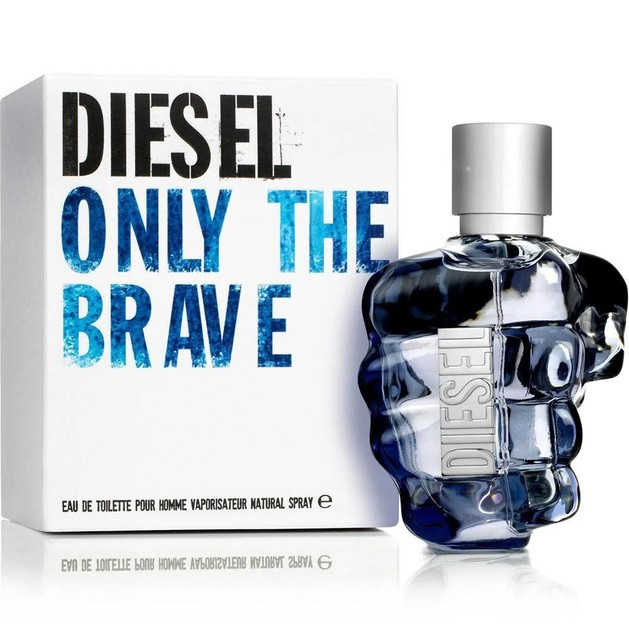 Diesel ONLY THE BRAVE Eau de Toilette 75ml Spray