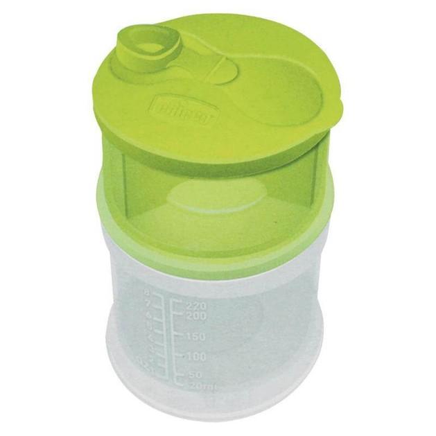 Chicco Δοσομετρητής Σκόνης Γάλακτος & Βαζάκι Μεταφοράς 0m+