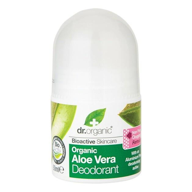 Dr.Organic Organic Aloe Vera Deodorant 50ml