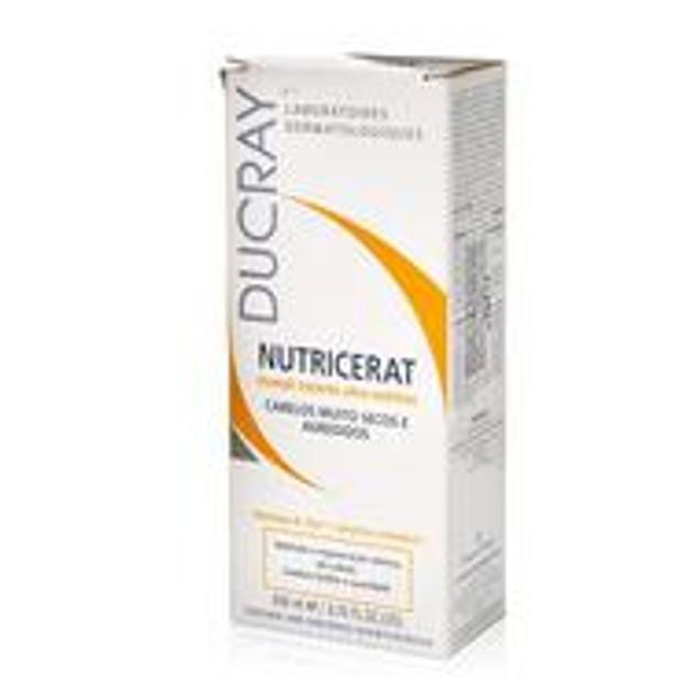 Ducray Nutricerat Shampooing Traitant Ultra Nutritif 200ml