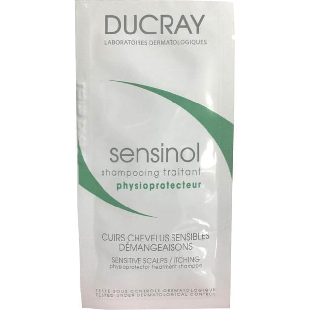 Δώρο Ducray Sensinol Shampoo Σαμπουάν Αγωγής για Ευαίσθητο Τριχωτό Κεφαλής & Κνησμό 10ml