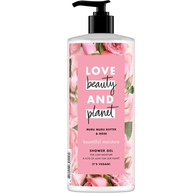 Love Beauty & Planet Muru Muru & Rose 500ml