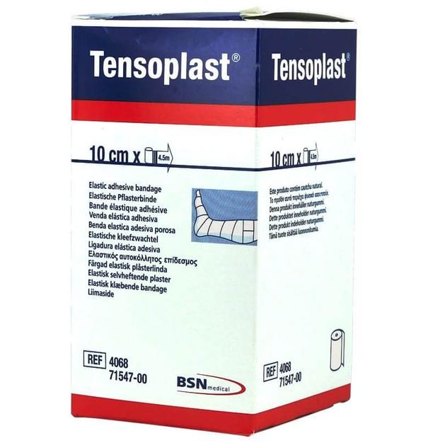 BSN Medical Tensoplast Ελαστικός Αυτοκόλλητος Επίδεσμος 10cm x 4,5m