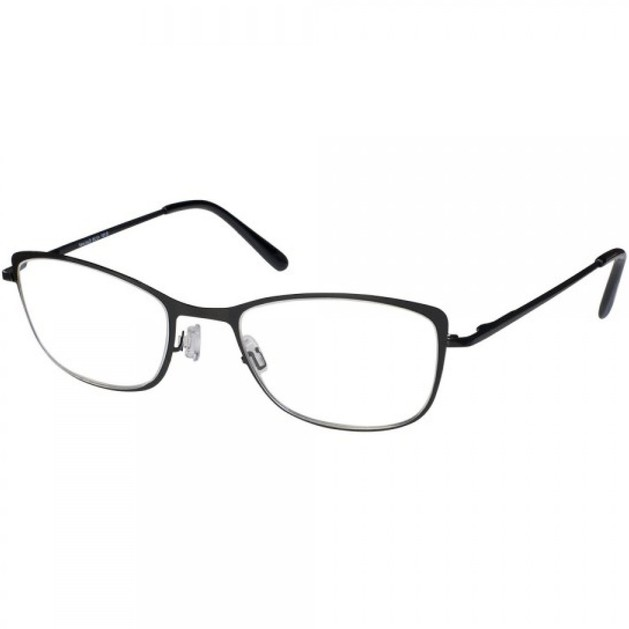 Eyelead Γυαλιά Διαβάσματος Unisex Χρώμα Μαύρο, με Μεταλλικό Σκελετό E157