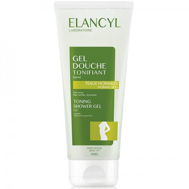 Elancyl Toning Shower Gel 200ml