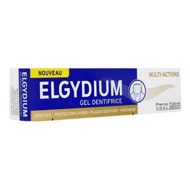 Δώρο Elgydium Multi Action Οδοντόκρεμα Ολοκληρωμένης Προστασίας 7ml