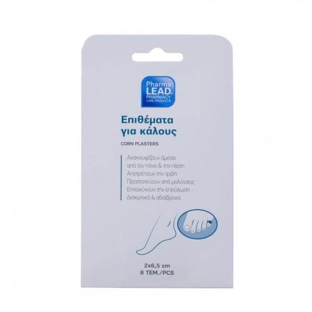 Pharmalead Υδροκολλοειδή Επιθέματα για κάλους 2X6,5   8τεμαχια